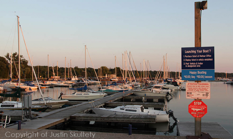 port elgin marina